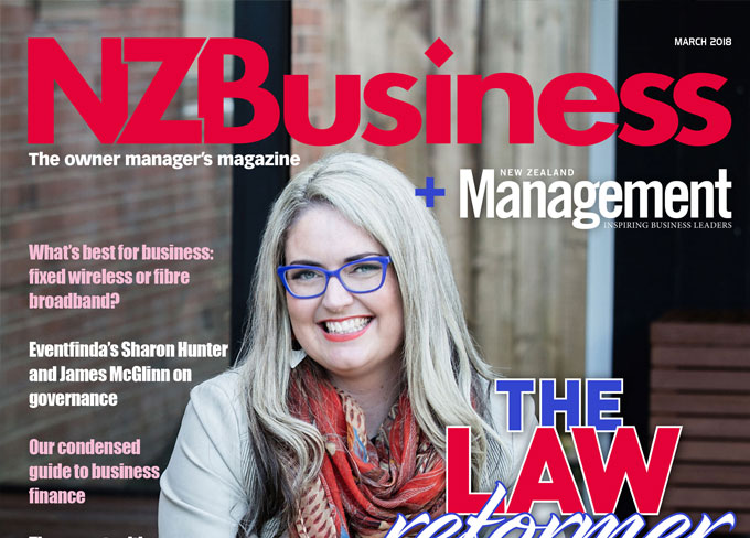 NZ Business, Mar 2018