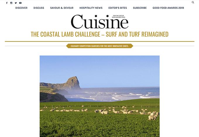 Cuisine News