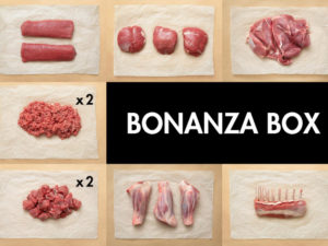 Bonanza Box pack
