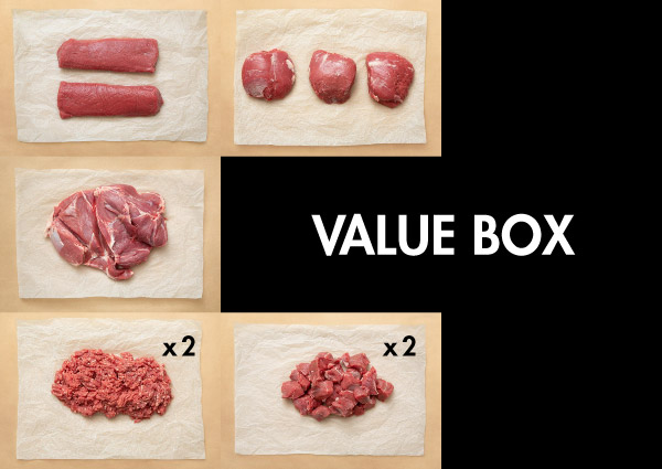 Value Box pack